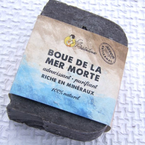 Dead Sea mud and citrus fruits handmade soapbar