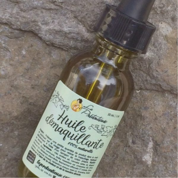 Cleansing oil - NEW !