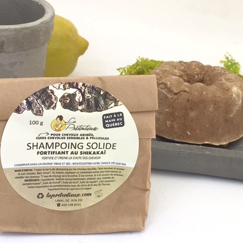 Shikakaï shampoo bar