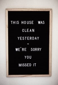 5 recettes à réaliser soi-même pour nettoyer la maison après votre prochain party